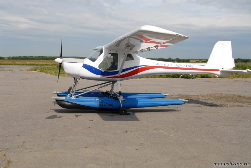 самолет на поплавках как называется